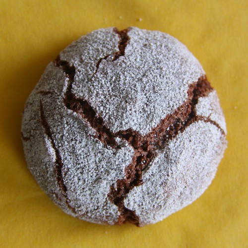 Chocolate Crinkle Cookies No Eggs No Gluten All Delicious Vegan Too