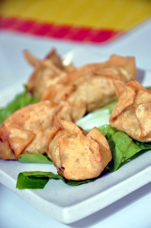Fried Pork Dumpling