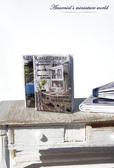 Miniature magazines Little cottage
