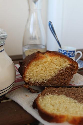 cake bicolore corretto grappa