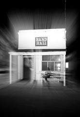 The Hall (the Band) (beeater) Tags: bw mystery hit noir darkness band grenfell grenfellnsw nightfright stuartharrisphotography nuvonoir countrytownsatnight australiantownsatnight illtryanythinginphotographyonce