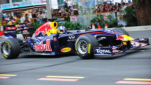 Red Bull Speed Street Singapore