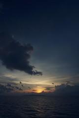 24.4.11 (obo-bobolina) Tags: sunset sea thailand 365 angthongmarinepark project365