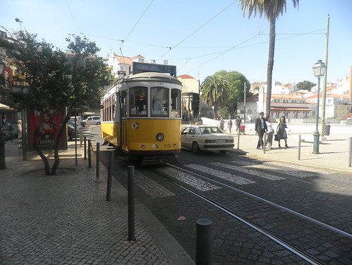 Tranvías de Lisboa. 5657616191_c029010c8c