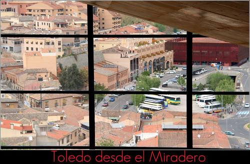 Toledo desde el Miradero