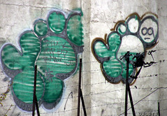 10Foot (delete08) Tags: street urban streetart london graffiti delete
