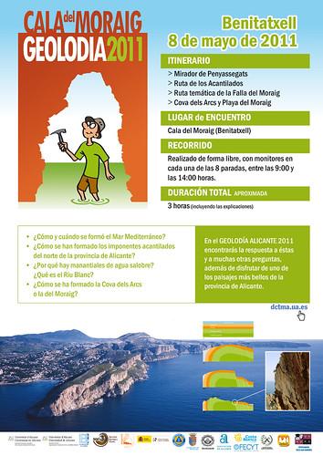 Cartel Geolodia 2011