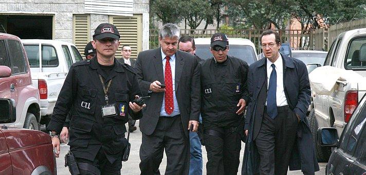 Los efectos del carcelazo de iv n moreno la silla vac a - Oficina del policia ...