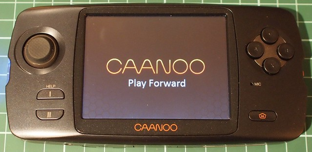Caanoo handheld