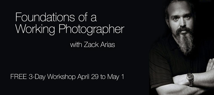 Zack Arias on creativeLIVE