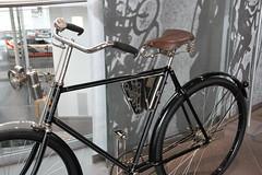 Wanderer Fahrrad Typ 1 (pilot_micha) Tags: bike bicycle museum germany bayern deutschland bavaria oberbayern deu fahrrad ingolstadt audiforum museummobile baujahr1907 11042011 wandererfahrrad