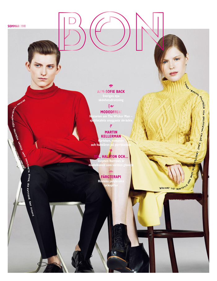 Jesper Larsson0131_Bon Magazine Summer 2011(MODELScom)