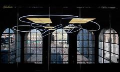 Milano - Piazza del Duomo dal Museo del '900 (G.hostbuster (Gigi)) Tags: people milan backlight lights shadows gente milano perspective ombre luci controluce prospettiva ghostbuster trasparenze piazzadelduomo duomosquare gigi49 museodel900 trasparancies