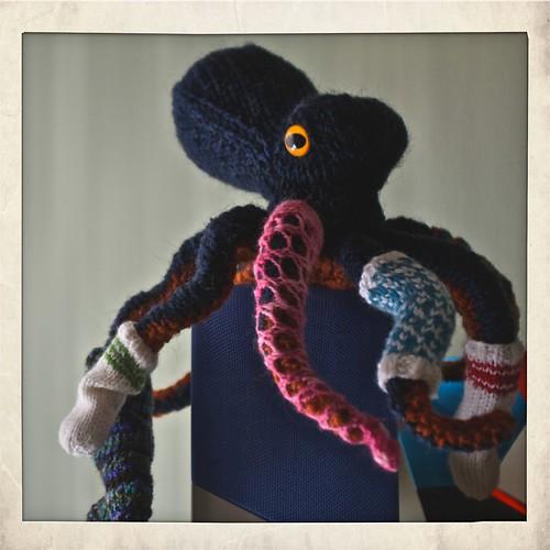 Octavius, the Socktopus