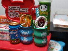 Panda Candy Shop