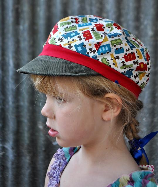 Newsboy Hat lining