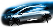BMW i3 (Megacity) concept
