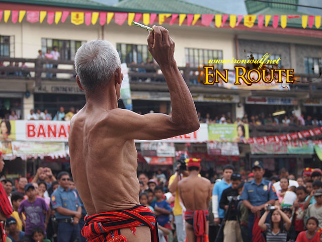An ifugao ethnic game
