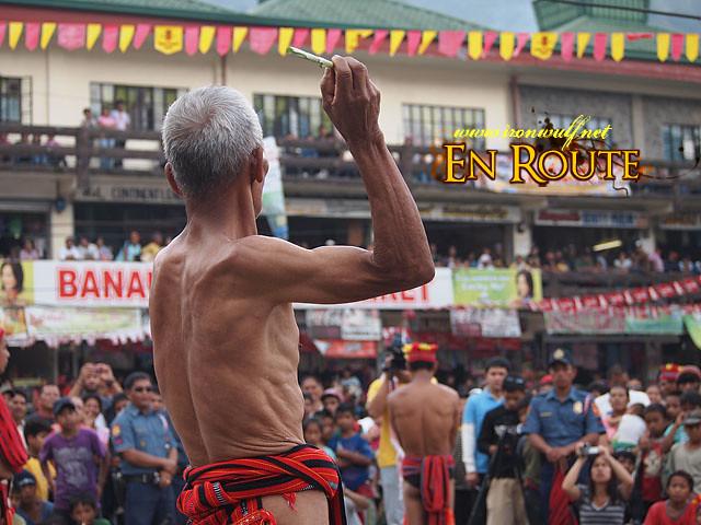 An ifugao ethnic game