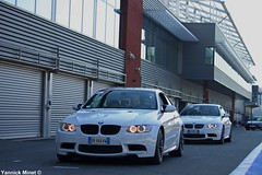 2X M3 E92 (yannickminet) Tags: auto uk black cars car pits canon de tou eos daylight hp italian automobile track photographer young 666 automotive 420 voiture m minet porsche bmw devil mm pk 1855 m3 rims kidney spa supercar v8 province daylights luik franco stavelot motorsport kidneys lige trackday zwarte yannick 991 gt3 997 francorchamps sportcar 500d javelin mpower spafrancorchamps dreamcar velgen nieren e92 pitline 55250 420hp 55250mm yannickm 420pk tracktoy yannickminet pitlijn