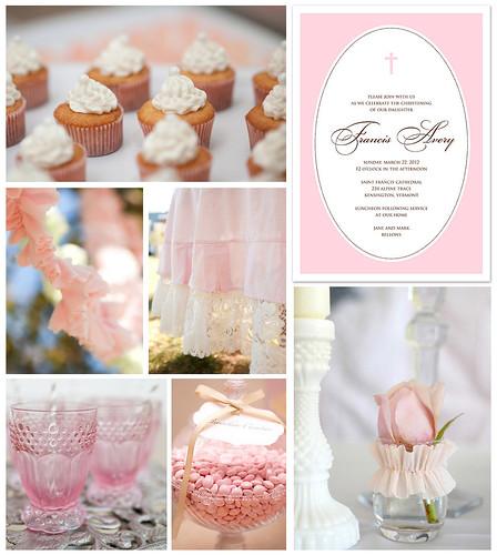 Sweet Pink Baptism
