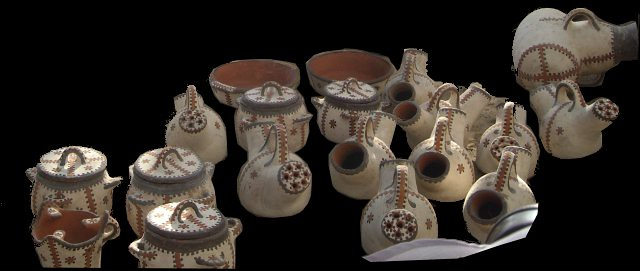La poterie de Meziate