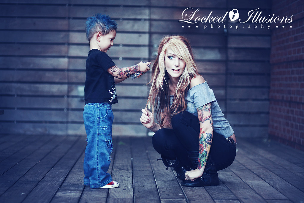 5684794947 963a53d6c2 b Tattoo Mom and son