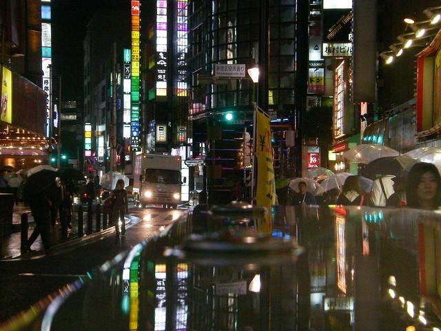 Shinjuku Kabukichou : Mayday for freedom and lives