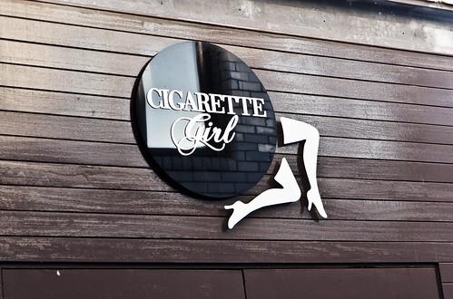Belfast - Cigarette Girl