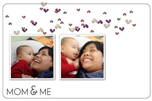 Baby Z & Mommy