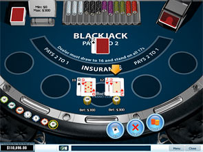 Blackjack Single Player Rules