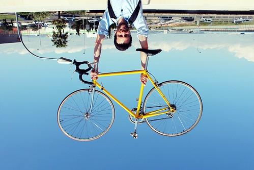 La bici nueva