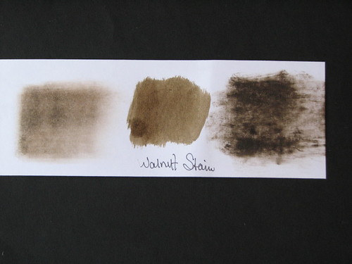 Distress Stain Comparison 004