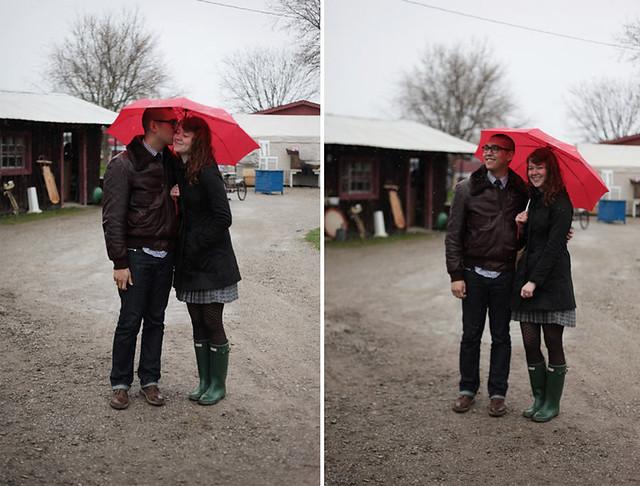 engagement umbrella