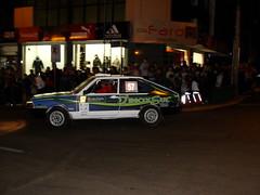 Rally Erechim 2011 - Largada promocional (ereximcomx) Tags: rally lancerevo ereximcomx rallyerechim
