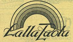 lalla paola (Cristian Mantovani) Tags: italy logo typography design italia graphic tipografia grafica logotype gialle pubblicitaria pagine