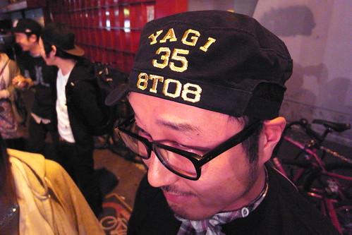 Happy Birthday 35th!! Mr.Yagi.