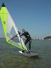 Beginners Windsurfing Lessons - Apr 2011