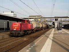 DBSRN 6517 - 62023 (Spoorpunt.nl) Tags: sticker 5 dordrecht mei industrie trein 2011 ketel 6517 kijfhoek 62023 keteltrein baanhoekweg dbsrn