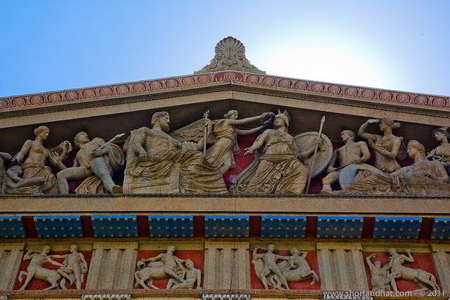 The Parthenon