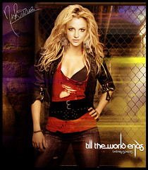 Till The World Ends [Britney] (Nii Riera) Tags: new music hot sexy lady del video femme fantasy sexual fin fatale brit mundo gaga blend rihanna