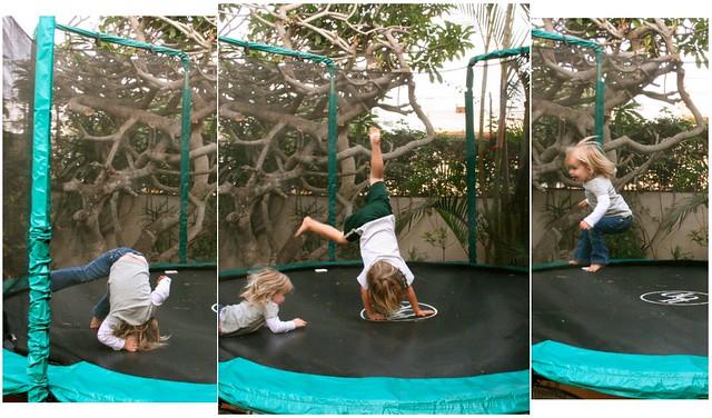 trampoline picture