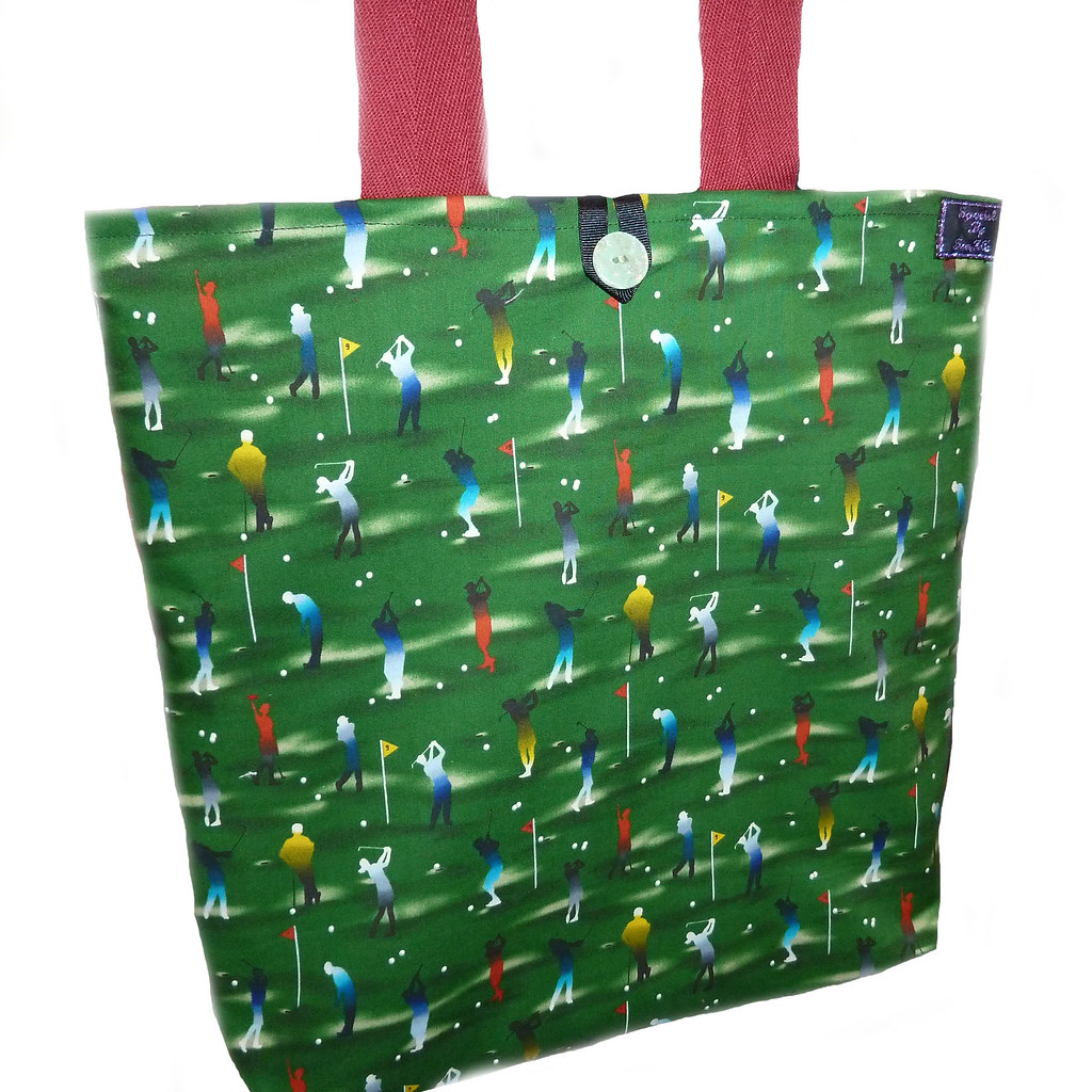 Tote Bag, Ladies Golf, Golf