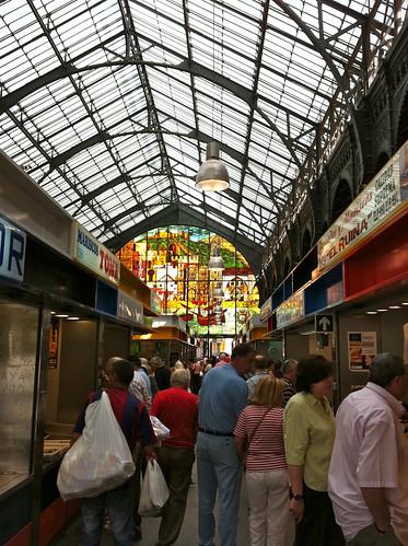 Malaga Atarazanas Market May 2011- - 1