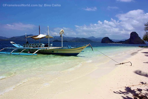 El Nido - Pinagbuyutan Island