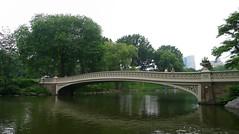 New York, NY Central Park ~ Bow Bridge (army.arch) Tags: park nyc newyorkcity bridge ny newyork nhl centralpark historic historicpreservation bowbridge thelake calvertvaux nationalhistoriclandmark nationalregister nationalregisterofhistoricplaces nrhp fredericklawolmstead