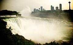 Niagara Falls (HaleyWilke) Tags: water beautiful river waterfall amazing interesting gorgeous niagrafalls huge