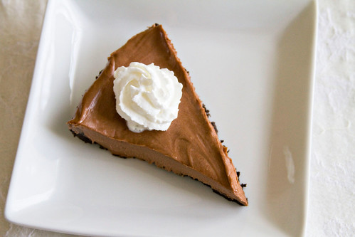 Nutella Cheesecake Pie - 6