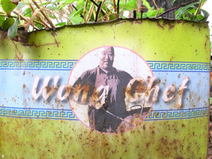 Guerrilla gardening / Wong Chef