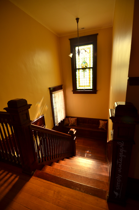 Vintage Stairway